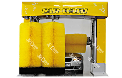 DL-5F Roll-over Car Washing Machine With Dryer